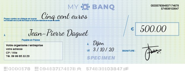 Template Cheque-A