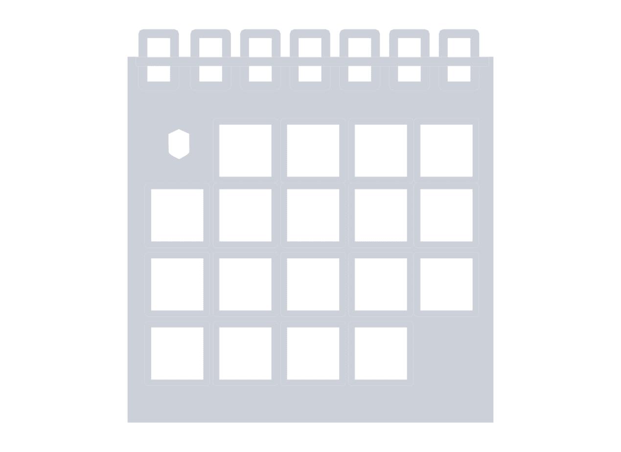 impression calendrier seménier